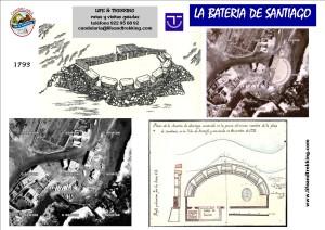 Batería Santiago II
