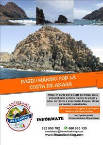 Paseo marino Anaga
