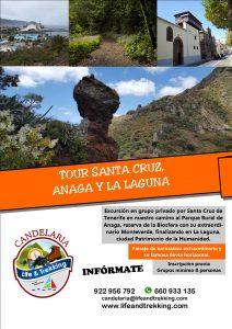 Tour SC, Anaga , La Laguna